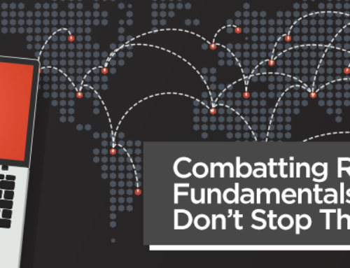 Combatting Ransomware: Fundamentals Are Key But Don't Stop There